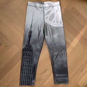 Zara Terez for SoulCycle XS NYC Skyline Legging